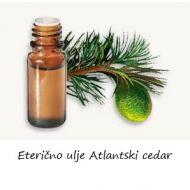 Atlantski cedar 10 ml eterično ulje