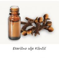 Klinčić 10 ml eterično ulje