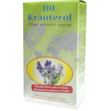 Ulje 110 trava - LLOYD - 100ml